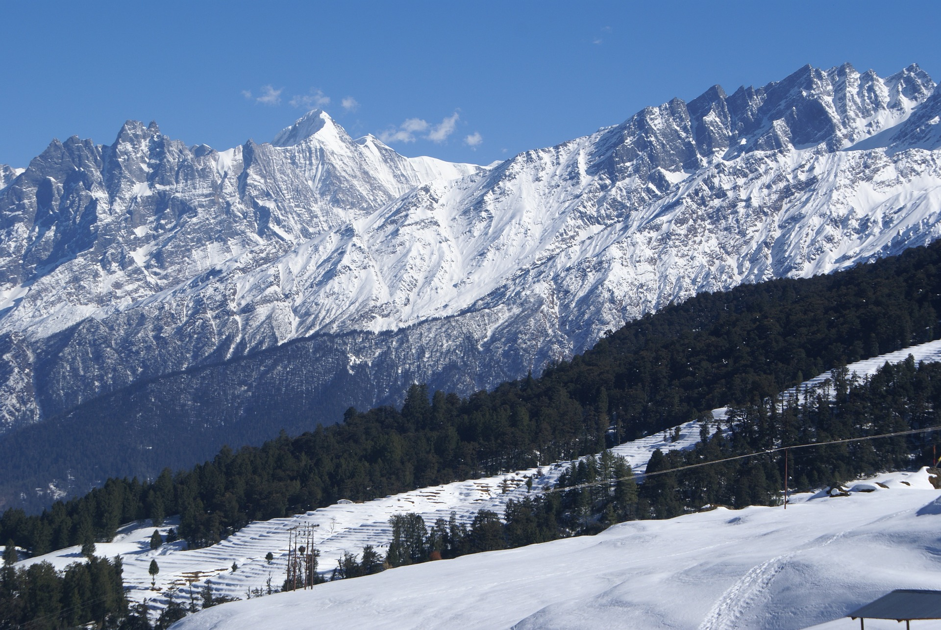 Auli-hills-india
