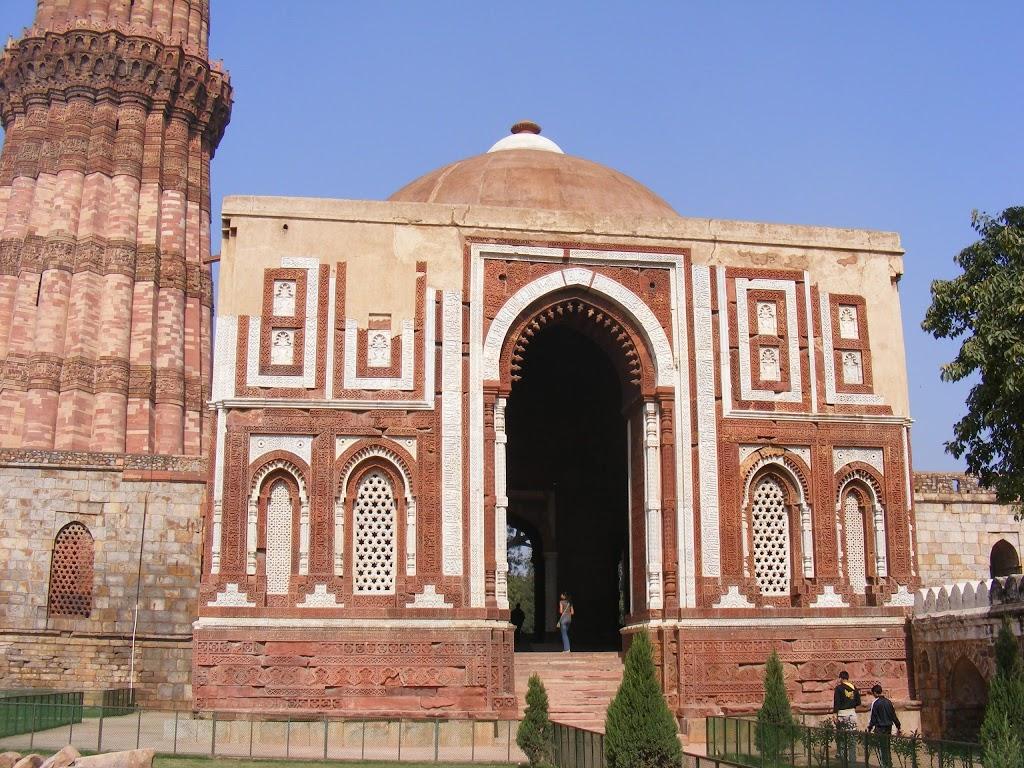 qutab minar complex