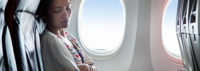 sleeping-on-plane