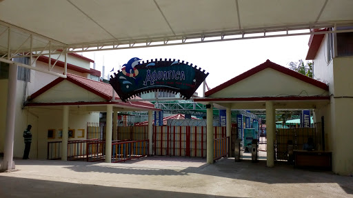 Entrance photo of the Aquatica Amusement park Kolkata