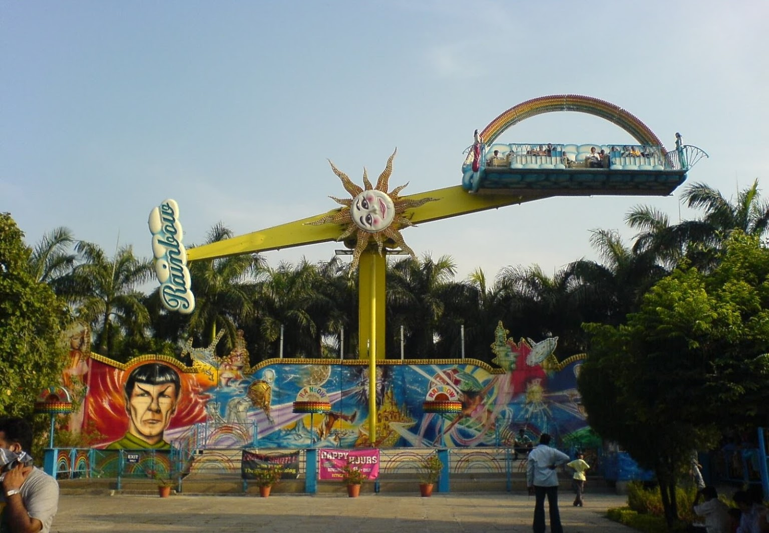 essel-world-ride