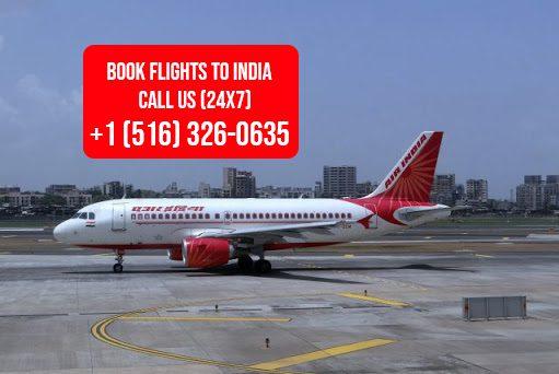 AirIndia flight parked in Mumbai Airport in India