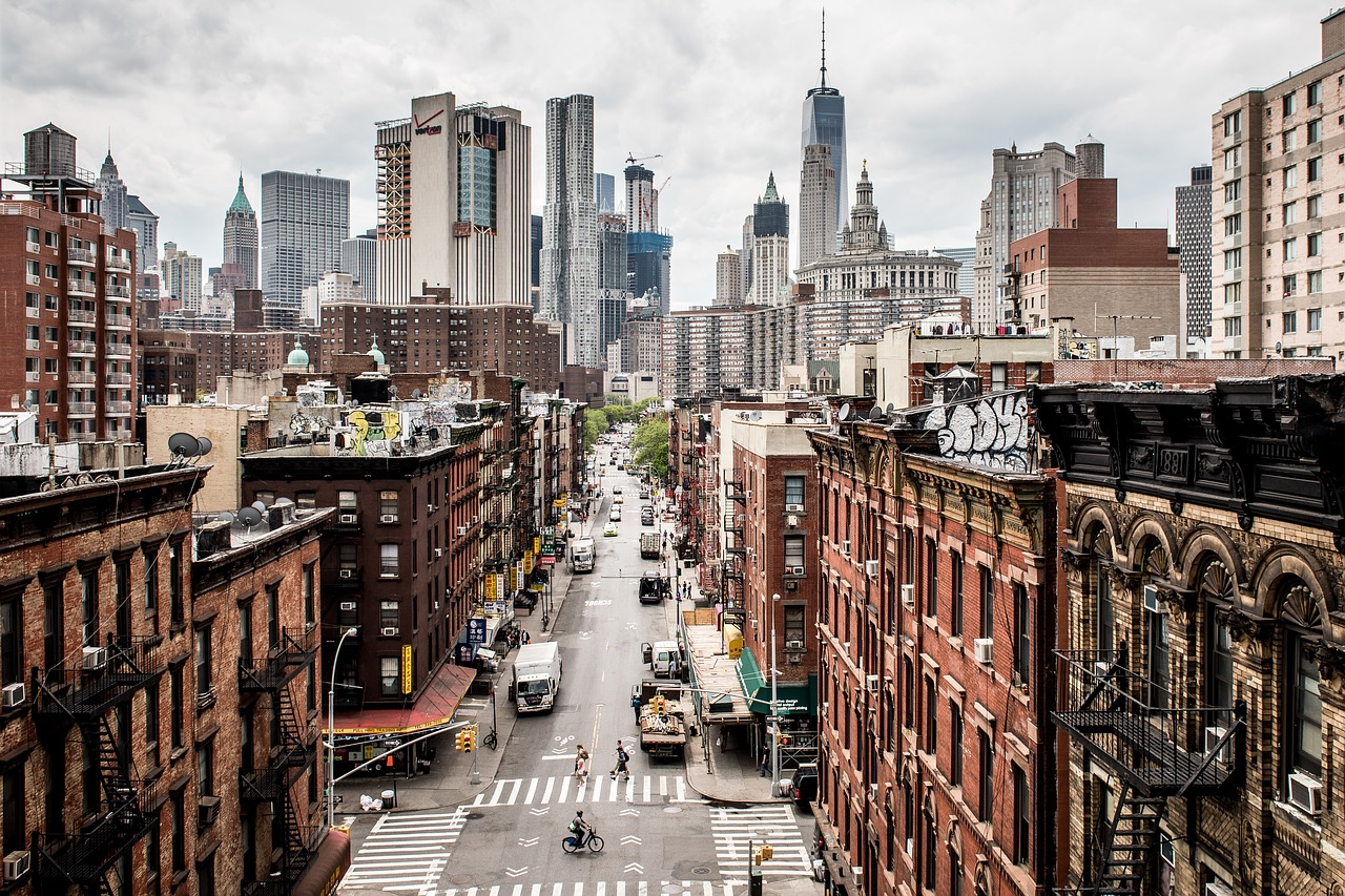 Manhattan-NewYork-USA