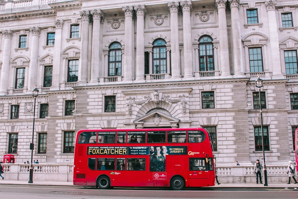 bus in Europe