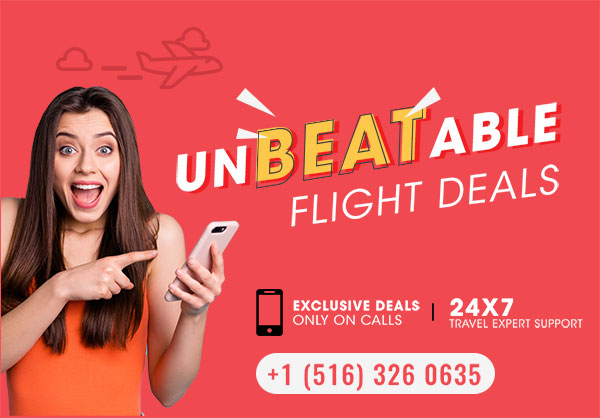 Unbeatable flight deals