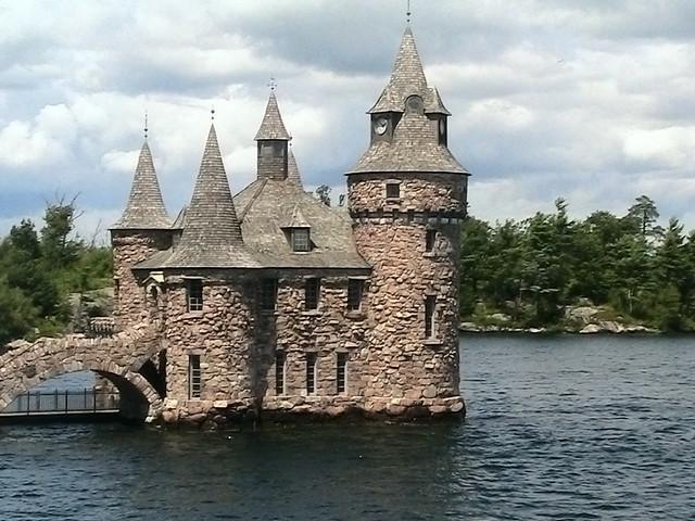 opulent Boldt Castle