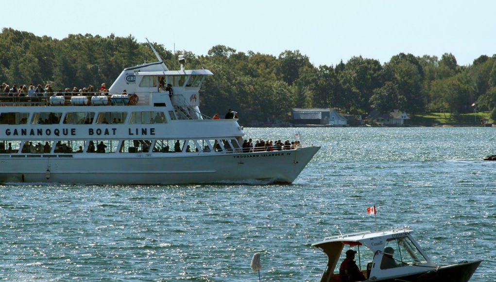 thousand island cruise trip