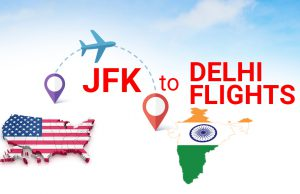 flights from usa to india