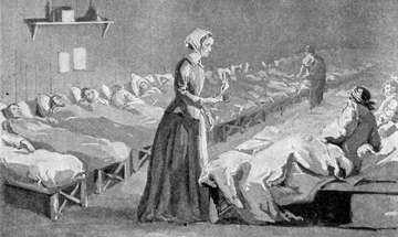 women's day Florence Nightingale