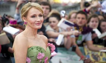 H international women's day J.K. Rowling