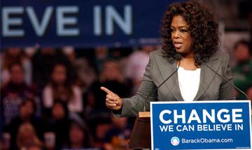 national women's day Oprah Winfrey