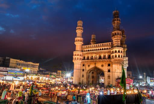 tourist places in hyderabad