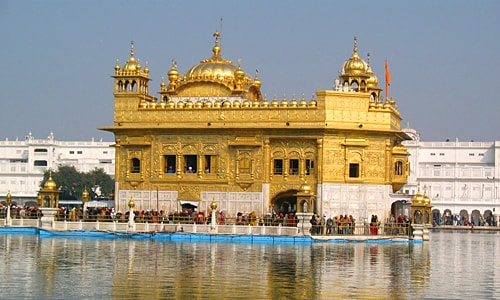 USA to Amritsar Flight ticket booking services